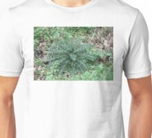 Spear Thistle. Unisex T-Shirt