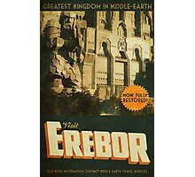 [The Hobbit] - Erebor Photographic Print