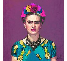 Trendy Frida Kahlo Photographic Print