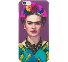 Trendy Frida Kahlo iPhone Case/Skin