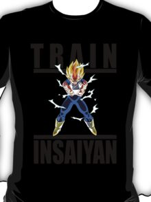 Train Insaiyan - Vegeta T-Shirt