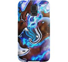 MEGA EVOLUTION! Charizard X  Samsung Galaxy Case/Skin
