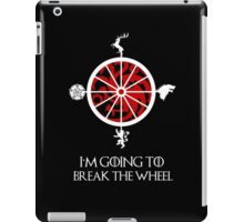 """The Wheel"" -Game of Thrones Season 5 - Daenerys Targaryen  iPad Case/Skin"