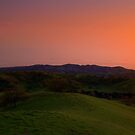 Sunset from Blackhawk, CA by MattGranz