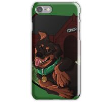 Chop iPhone Case/Skin