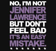 I'm Not Jennifer Lawrence... by DrWow