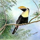 Toucan by arline wagner
