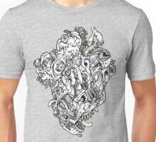 Crowded Unisex T-Shirt