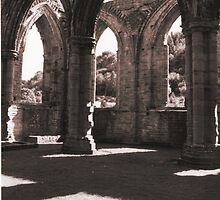 Tintern Abbey 3 by Zoon3d