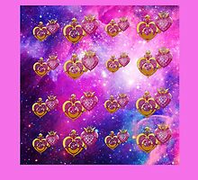 sailor moon power make up lockets galaxy  by shesxmagic