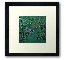 Faerie Glade Framed Print
