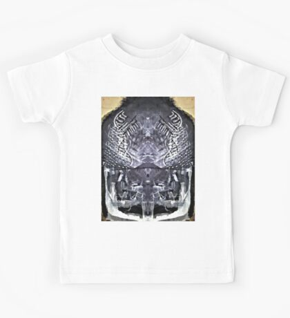 Painted Symmetry Kids Tee