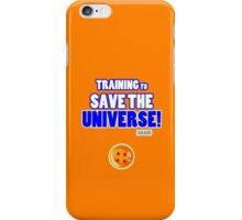 Goku - Training to Save the Universe! (Blue) iPhone Case/Skin