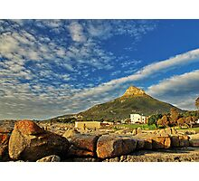 Camps Bay - South Africa Photographic Print
