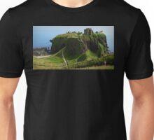 dunnottar castle,scotland Unisex T-Shirt