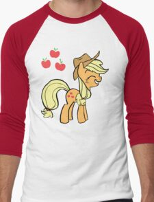 Apple Jack Men's Baseball ¾ T-Shirt