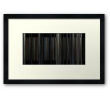 The Dark Knight Rises (2012) (IMAX version) Framed Print