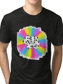 Dice! :) Tri-blend T-Shirt