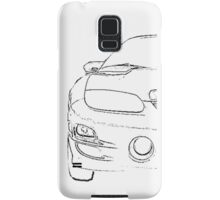 Fbody Nation T/A Front end Samsung Galaxy Case/Skin