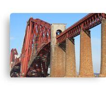 Forth Bridge Canvas Print