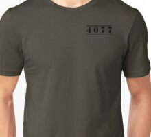4077 Unisex T-Shirt