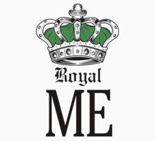 Royal Me - Green (2) Kids Clothes