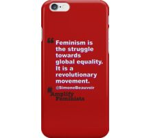 Global Equality iPhone Case/Skin