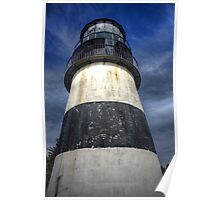 Cape Disappointment Signal Station Poster