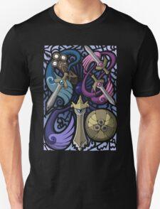 Honedge! Doublade! Aegislash! Unisex T-Shirt