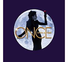 Once Upon A Time - Evil Queen Photographic Print
