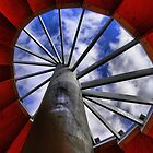 Harmony Park (6) Windmills in LaMancha by Larry Lingard/Davis