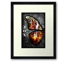 Oil of Joy Framed Print