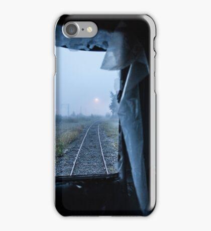 Early Train iPhone Case/Skin