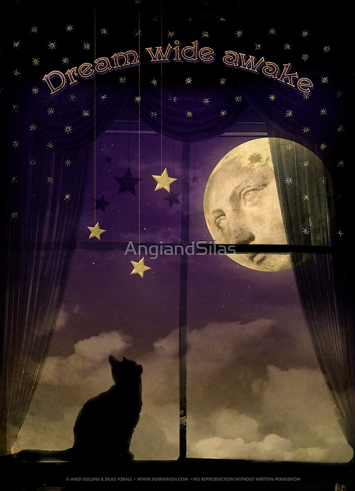 Dream Wide Awake by AngiandSilas