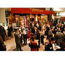 Jazz at the Gem -- a Roaring Twenties party at the American Jazz Museum in Kansas City Photographic Print