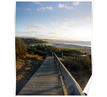 Carrickalinga Beach, South Australia Poster