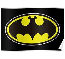 Bat Mickey Poster