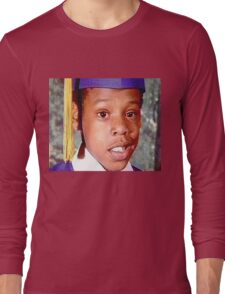 Young Jay Z Long Sleeve T-Shirt