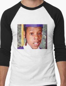 Young Jay Z Men's Baseball ¾ T-Shirt