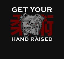 """Get Your Hand Raised"" - Jiu Jitsu Bulldog Unisex T-Shirt"