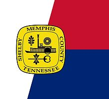 Flag of Memphis, Tennessee  by abbeyz71