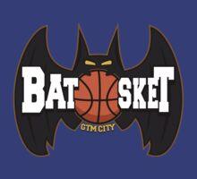 NBA Batman Gotham city Team Basktball by KokoBlacksquare