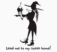 Lead me my sweet home! < innerWitch Story - Step 5 by hoodiesWall
