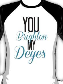 You Brighton My Deyes - Alfie Deyes/Zoe Sugg T-Shirt