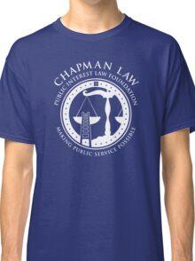 Chapman Law - Public Interest Law Foundation Classic T-Shirt