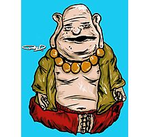 Quid Industries BORED BUDDAH Photographic Print