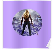 Once Upon A Time - Emma Swan Poster