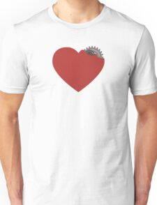 My heart is broken... or not? :) Unisex T-Shirt