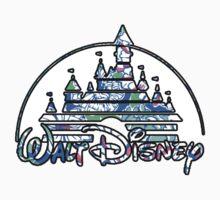 Disney Castle by Sophiarez