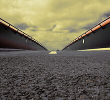 Orange Crossover by Deon Van Den Berg